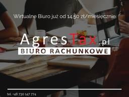 Wirtualne Biuro Białystok, AgresTax Biuro Rachunkowe Białyst