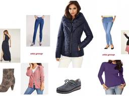 Women clothing and shoe stock from Otto group