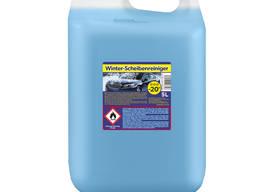 Зимняя стеклоомывающая жидкость для автомобилей 5 L