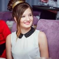Krashchenko Anastasiia