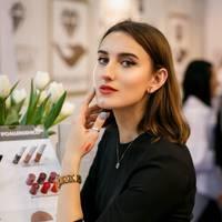 Matsviayuk Katsiaryna Olegovna